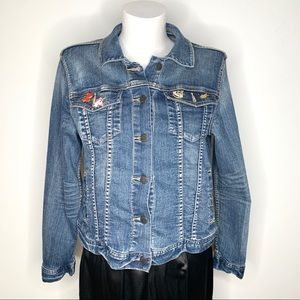 Joe fresh EUC Jean jacket